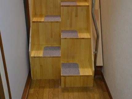ゆるゆる階段 下部写真 正面